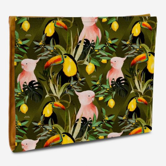 MAISONBALUCHON_documentclutch_front_jungle16_camel