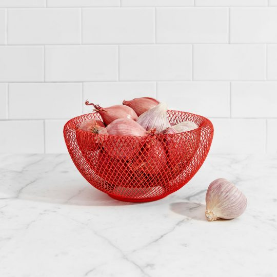 Bowl-Wire-Mesh-Red-3